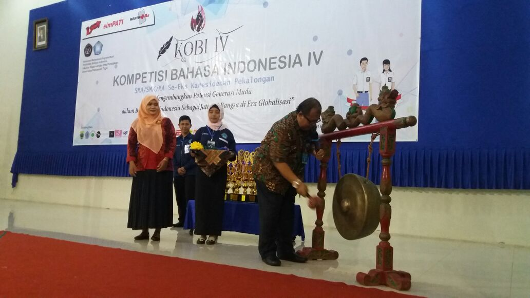 PB Indonesia FKIP, Adakan KOBI IV Se-Eks Karesidenan Pekalongan