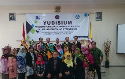 Prosesi Yudisium PPG Dalam Jabatan Tahap 1 tahun 2019